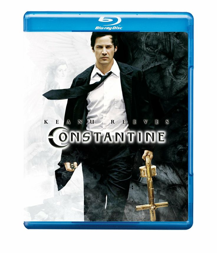 Constantine (2008) ($4.17) http://www.amazon.com/exec/obidos/ASIN/B000Q7ZND6/hpb2-20/ASIN/B000Q7ZND6 And those who are upset that the movie wasn't like the comic book I'd like to say: When isn't it?? - Keanu Reeves is miscast in his role and a better actor could have done more with it. - Constantine has some great special effects, the acting is particulary good from everyone from Reeves to Rachel Weisz.