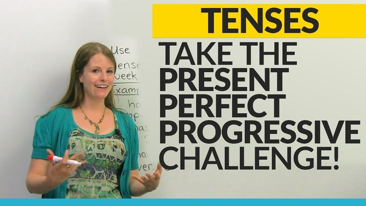 Will you be able to pass my Present Perfect Progressive Challenge?! In this lesson, you will review the grammatical structure of the present perfect progressive tense and learn how to use it in conversation. Youll hear many examples taken from real English conversations and Ill explain how and when you should use this tense. Here is the challenge: First, watch this video. Second, take the quiz to make sure youre using the tense correctly. Third, use the present perfect progressive tense in…