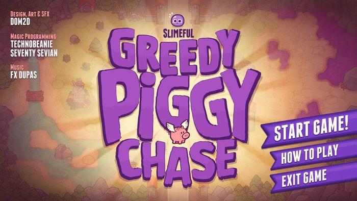 Slimeful: Greedy Piggy Chase | Dom2D