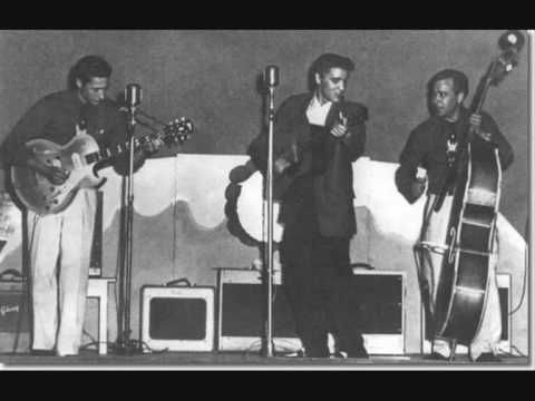 Elvis Presley - My Happiness (Elvis' first recording, recorded privately for his mother in 1953)