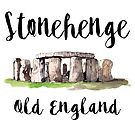 Stonehenge by creativelolo