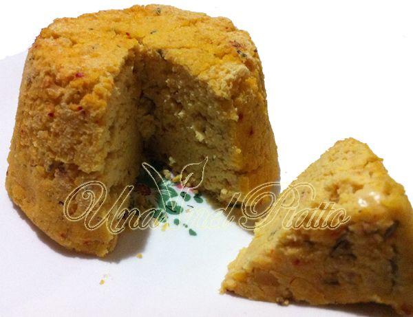 Ricotta di lupini al forno - Una V nel piatto - Ricette Vegane e Mondo Vegan