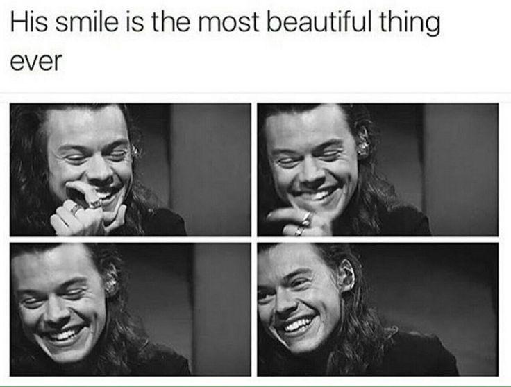 smile + dimples