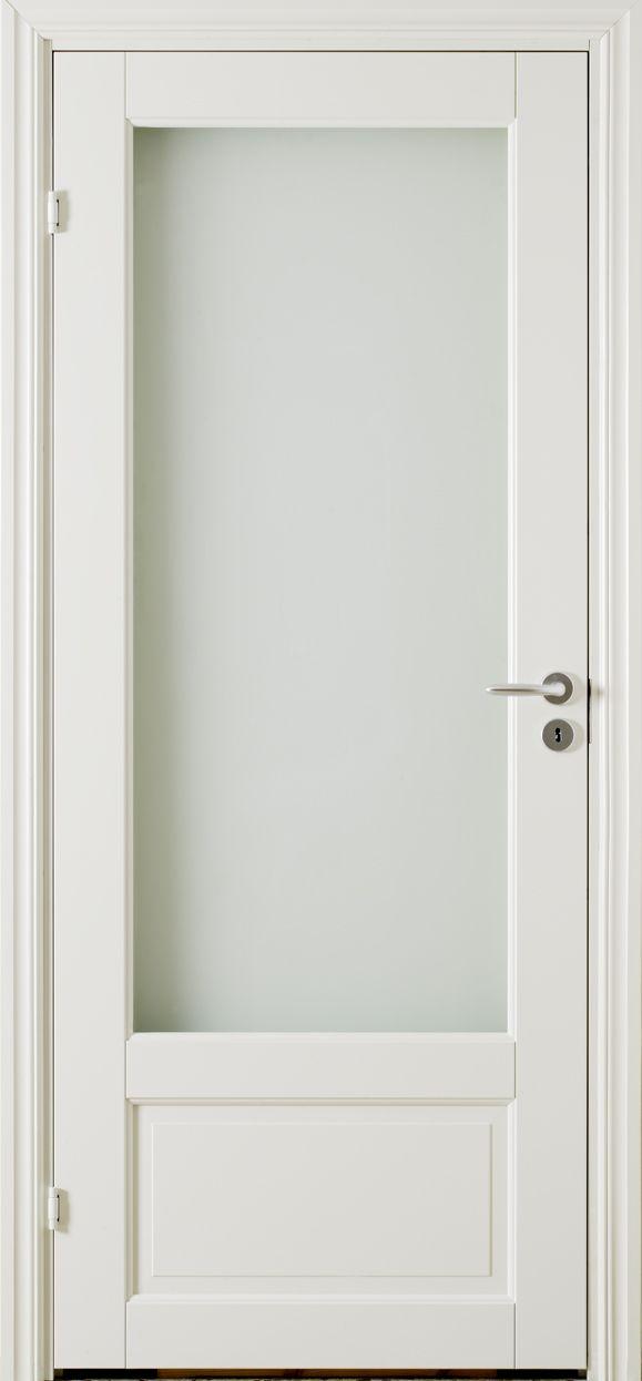 Oden 4 HG1 - Interior Door made by GK Door, Glommersträsk, Sweden.  www.gkdoor.se