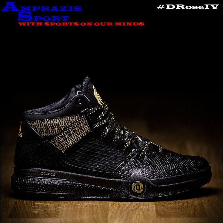 Adidas DRose 773 IV #adidas #papoutsia #DRose #derrickrose