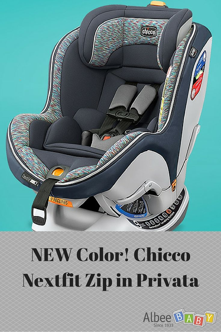 NEW Color! Chicco Nextfit Zip in Privata #AlbeeBaby   Best ...
