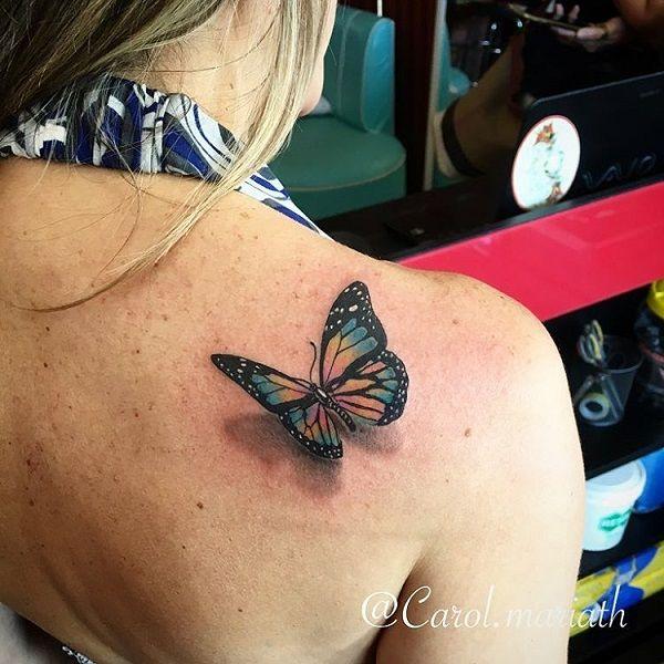 Best 25 Lifeline Tattoos Ideas On Pinterest: Best 25+ Butterfly Tattoos Ideas On Pinterest