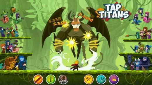 Le soluzioni del gioco mobile Tap Titans 2 Finalmente è arrivato il sequel del gioco di successo per dispositivi mobili iOS e Android: Tap Titans 2. Si tratta di un gioco che su App Store ha avuto un notevole numero di download sbaragliando  #taptitans2 #giochimobile
