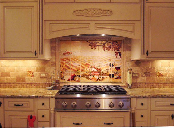Images Of Kitchen Backsplashes | Backsplash 5 Mosaic Tile Backsplash 6  Mosaic Tile Backsplash 7 Part 79