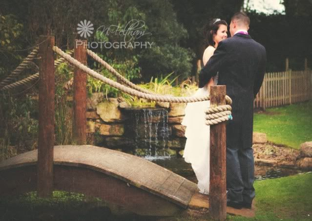 The gardens at Angmering Manor, a beautiful setting for wedding photos  Photo by Nicki Feltham