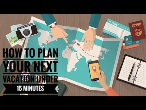 How To Plan Your Next Vacation Under 15 Minutes With Google Trips?