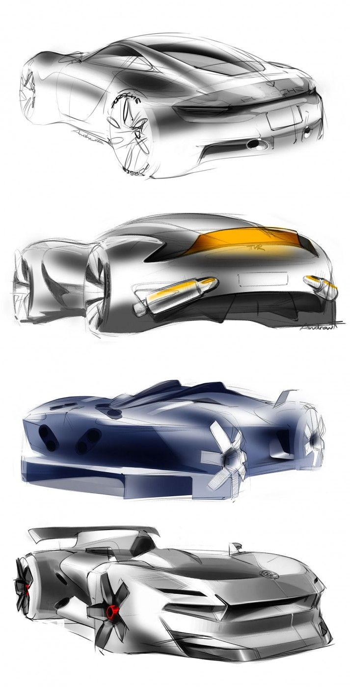 Concept Design Sketches by Andrew F gallery: Check Andrew's blog at http://andrew-works.blogspot.com/