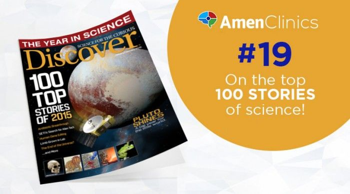 Amen Clinics Research in Discover Magazine Top 100 Stories of Science 2015, at #19!   Click our pin to read about it, Amen Clinics are world leaders in integrative brain health care services that uniquely diagnose & treat our patients using our integrated treatment methods: Call us today! (877-929-6314)