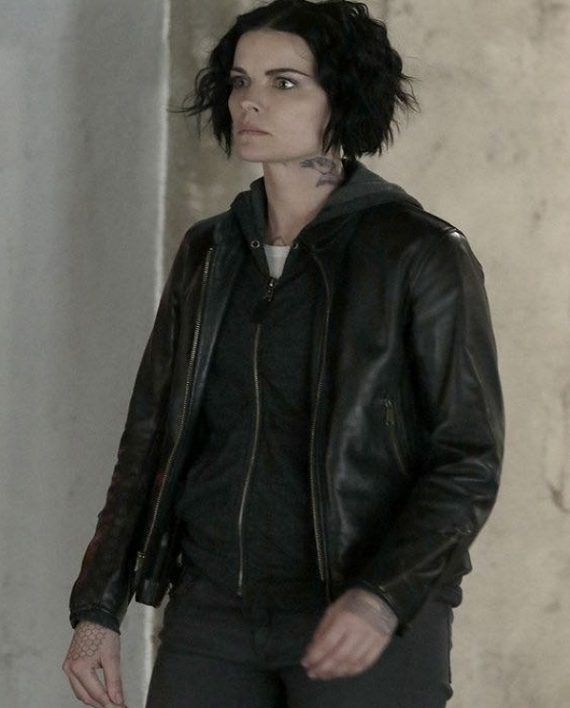 Jane Doe Blindspot Leather Jacket