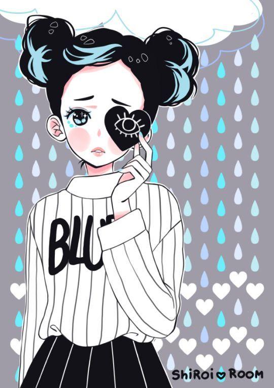 Raining in me