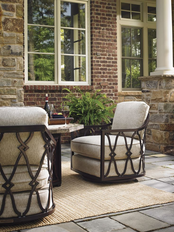 93 best pretty pairs of chairs images on pinterest tommy bahama lexington furniture and the chair Lexington home brands outdoor furniture
