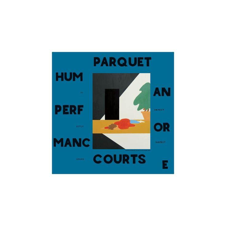 Parquet courts - Human performance (Vinyl)
