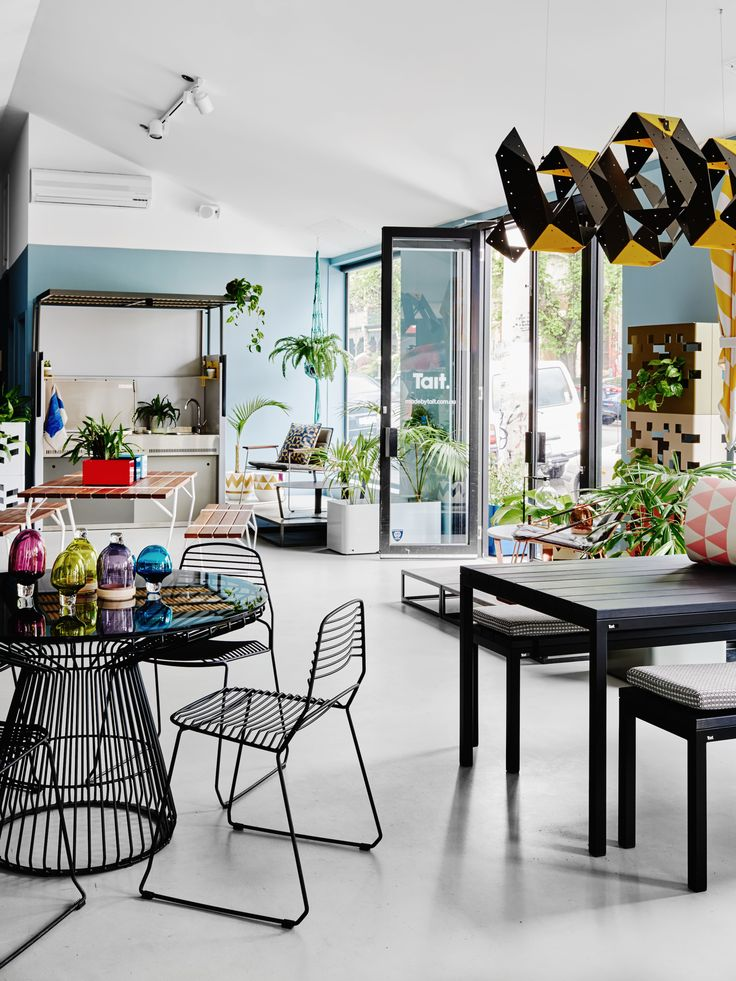 22 best Tait Showrooms images on Pinterest