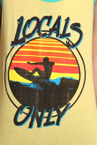 Retro Surf Mens T