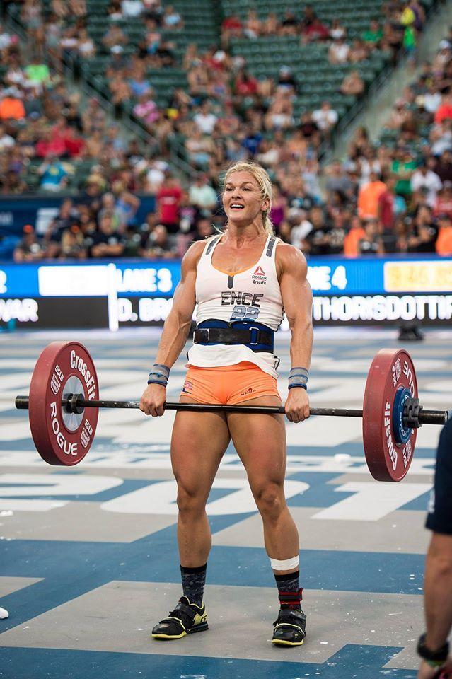 Crossfit Games Female Athletes