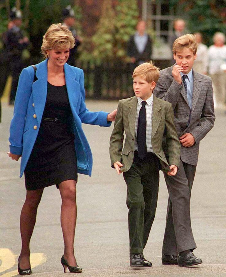 Royal family traditions from Princess Diana