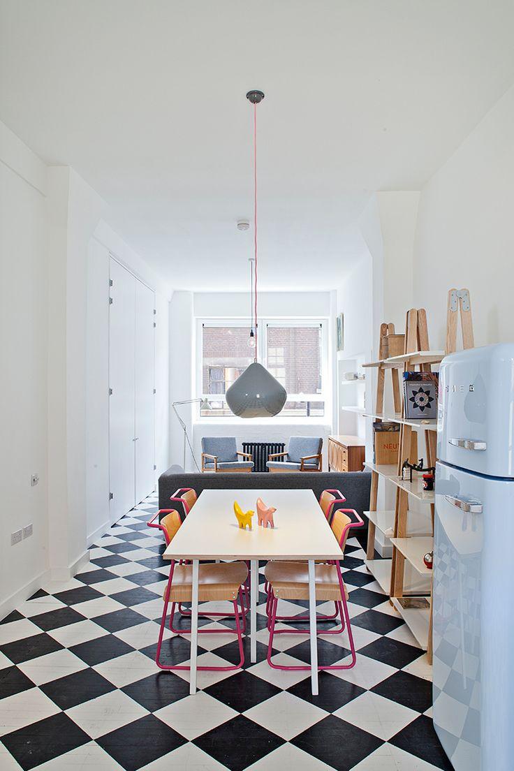 Reforma lowcost en londres ad espa a russian for fish - Reformas pisos pequenos ...