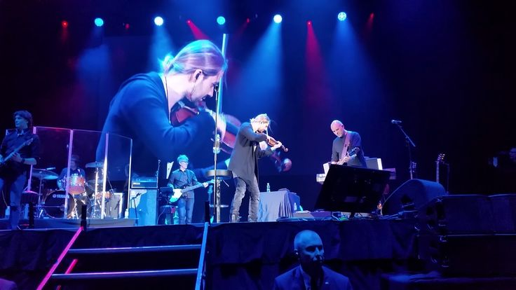 David Garrett, Vilnius, Explosive tour, 2017.12.07