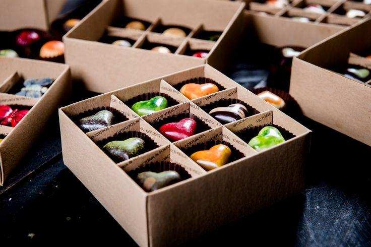 czekoladki / hanmade / warsztaty kulinarne