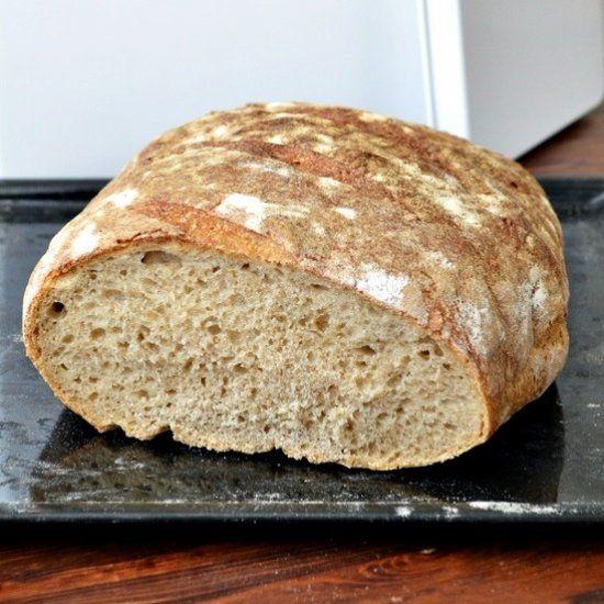 Polish bread – Perfect sourdough bread with a crispy crust and soft center ( in …