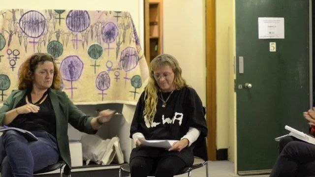 PFFP Memory project story 2013. The Parramatta Female Factory Precinct Memory group speak about their creative project on site of the former...