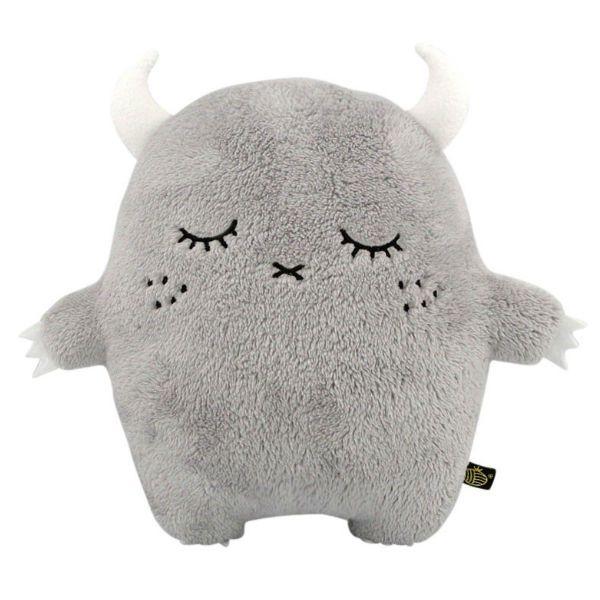 #Doll Ricepuffy knuffel grijs: van het Engelse designmerk Noodoll is Ricepuffy een echte schoonheid. from www.kidsdinge.com        https://www.instagram.com/kidsdinge/ https://www.facebook.com/kidsdinge/ #kidsdinge