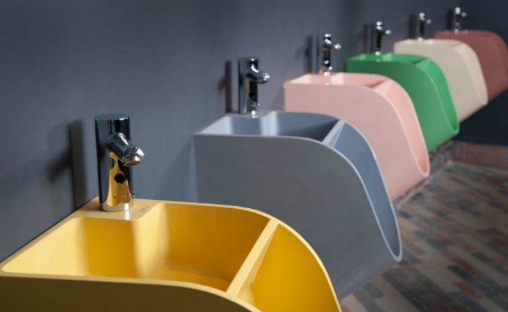 The Sink-Urinal Saves Water And Space, And Makes Sure Men Wash Their Hands! | Elite Daily