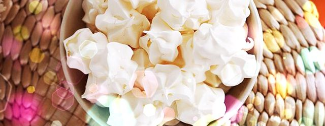 diet meringue <3