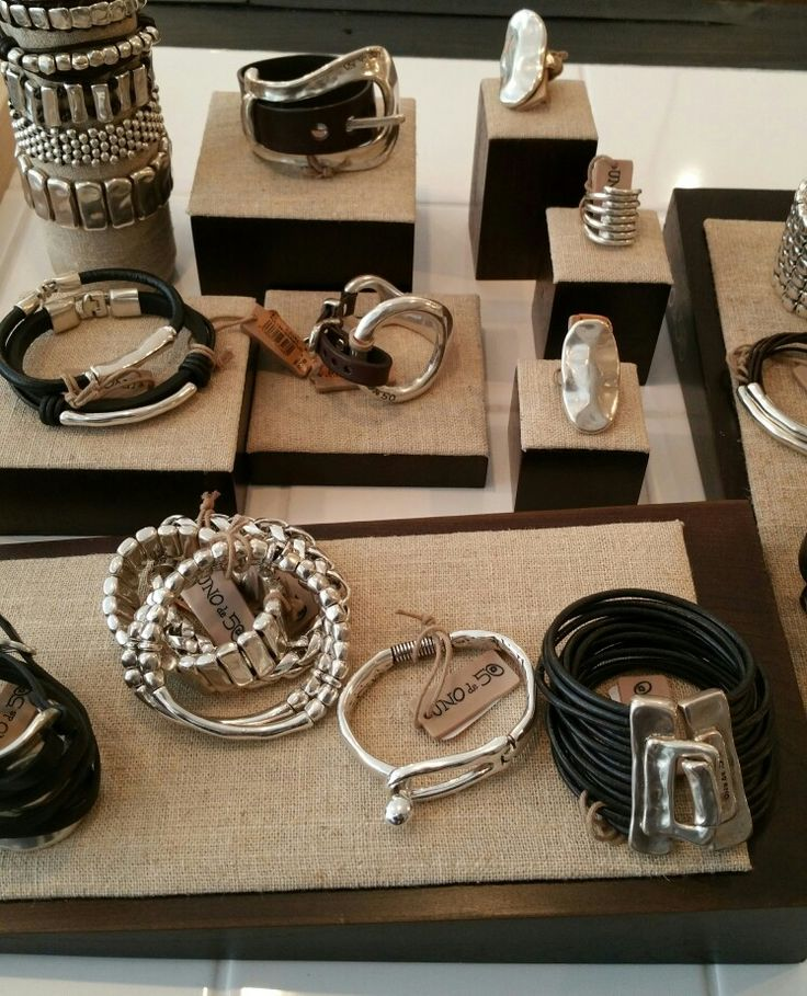 New silver jewelry @ Mashed concept store Haarlem.