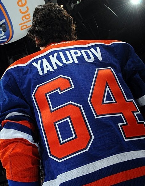 Oilers - Yakupov