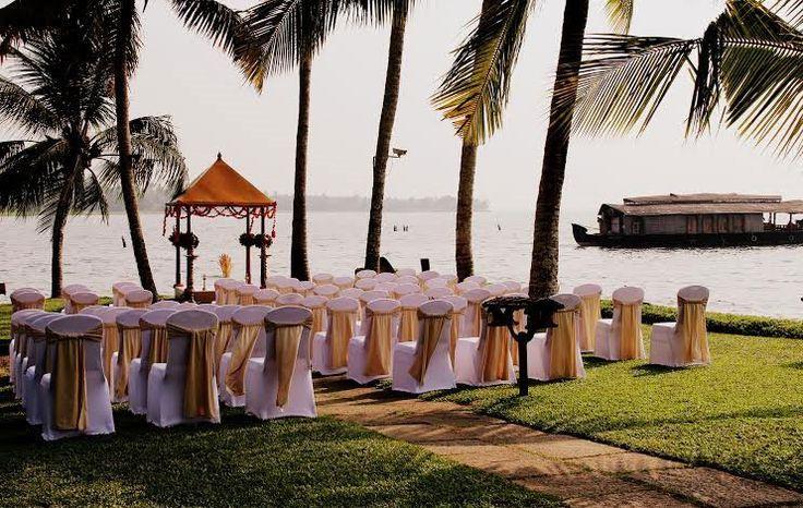 Destination Wedding in Kerala