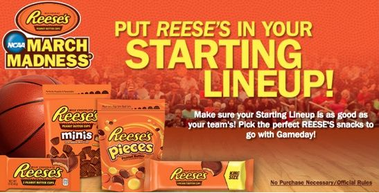 Head over to Facebook and follow the steps here to get your coupon for a FREE Reese's Candy product coupon. Thanks, For the Mommas!