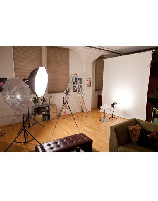 Home studio setup