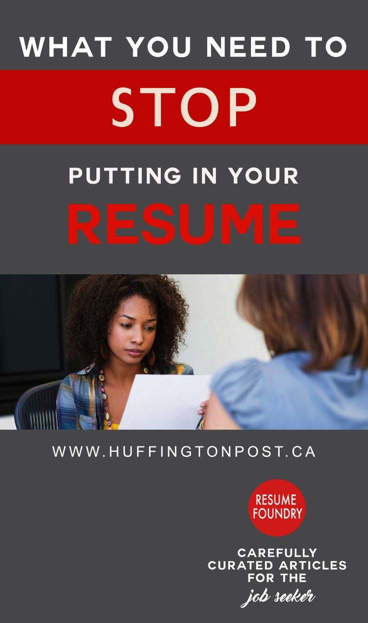 Numbers speak louder than adjectives. What You Need To Stop Putting In Your Resume. By Peter Harris, Posted: 03/30/2016.   For Profession Resume Templates choose Resume Foundry https://www.etsy.com/ca/shop/ResumeFoundry