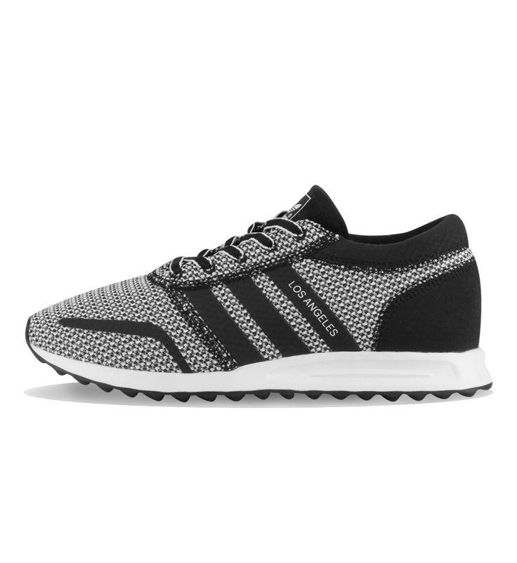 Adidas Originals WMNS Los Angeles Core Black / White - Adidas Originals The Adidas  Originals Los