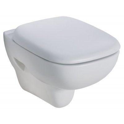 Zestaw miska WC wisząca z deską wolnoopadającą Koło Style (L23100, L20112)