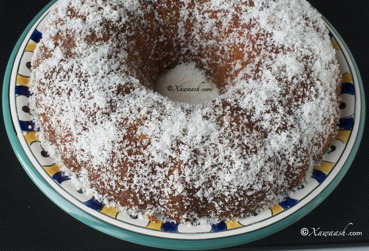 Xawaash Orange Cake