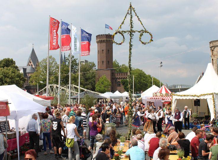 Luxury Das Mittsommerfest kommt zum Schokoladenmuseum nach K ln Freizeit Kultur Adresse Auff hrung