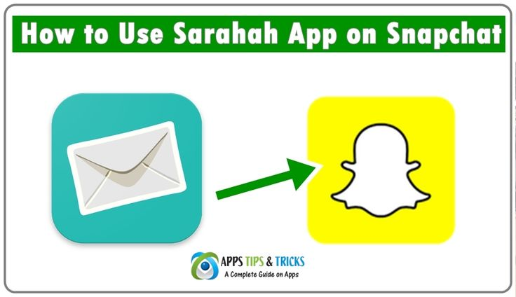 Wan to know how to use Sarahah app on Snapchat? Check out this and learn how to link Sarahah App into your Snapchat account.