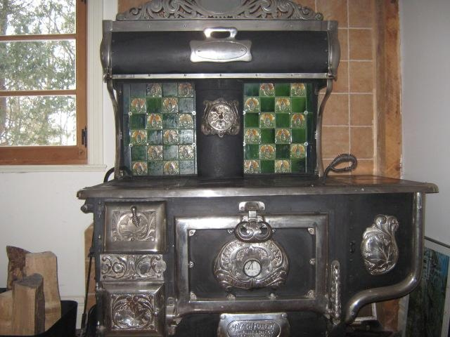 wood burning stove - 44 Best Beach Woodstoves Images On Pinterest Antique Stove