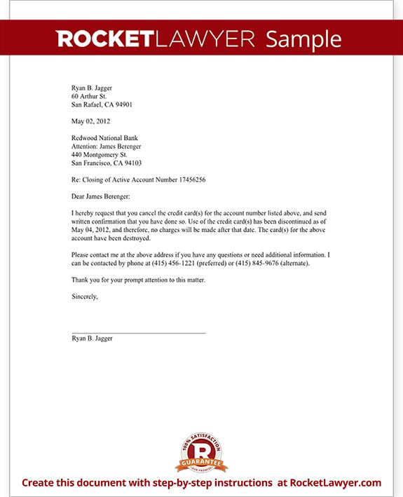 Best 25 simple resignation letter format ideas on pinterest credit card cancellation letter request cancel samples writing professional letters resignation best free home design idea inspiration spiritdancerdesigns Images