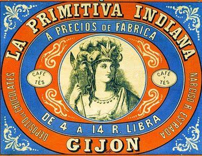Gijón. La Primitiva Indiana | Gijón en el recuerdo