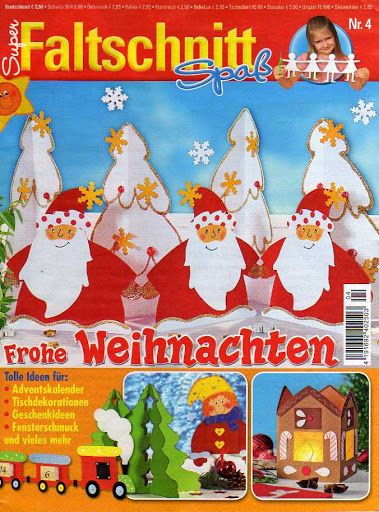 Super Faltschnitt Spass - Froche Weihnachten - Subtomentosus Xerocomus - Picasa Webalbumok