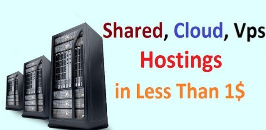 7 Cheap Hosting Providers (Shared, Cloud, Vps) in Less Than 1$ https://www.a2hosting.com/vps-hosting/managed?aid=jrstudioweb&bid=ad957887