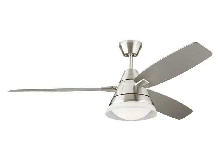 Nord Indoor / Outdoor Ceiling Fan with Light by Monte Carlo